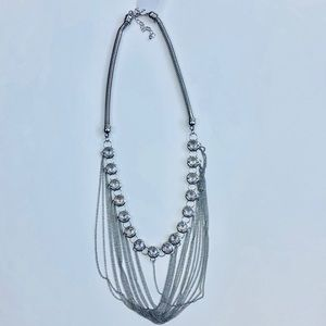 Free People chain necklace.